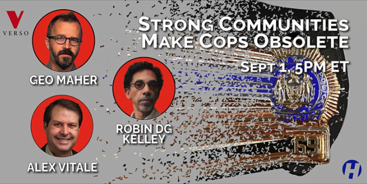 Strong Communities Make Cops Obsolete