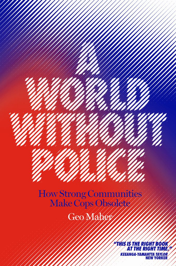 book cover A World without police